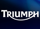 Triumph Logo On MotorcycleOnlineSales.Com