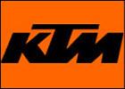 Ktm Logo On MotorcycleOnlineSales.Com