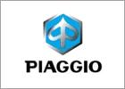 Piaggio Logo On MotorcycleOnlineSales.Com