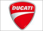 Ducati Logo On MotorcycleOnlineSales.Com